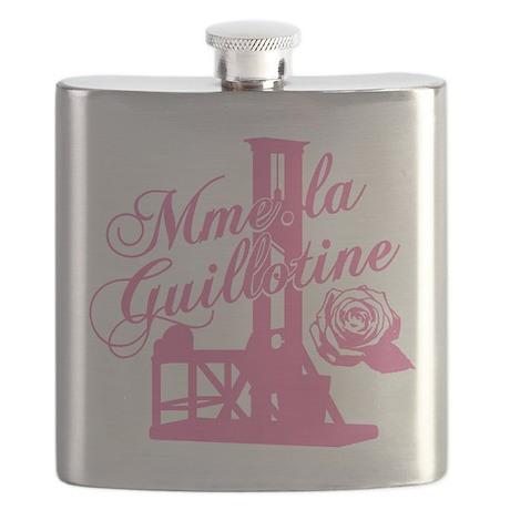 Mme La Guillotine Flask