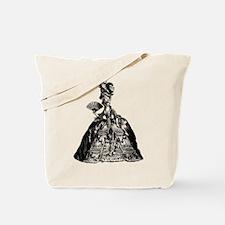18th Century Lady Tote Bag