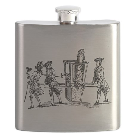 Wig Ride Flask