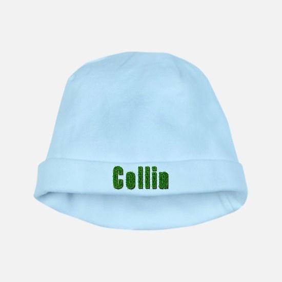 Collin Grass baby hat