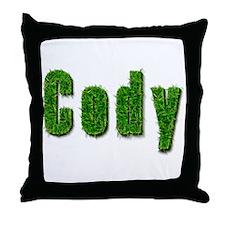 Cody Grass Throw Pillow