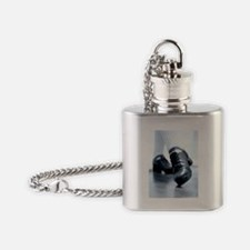 Hard Shoes Flask Necklace II