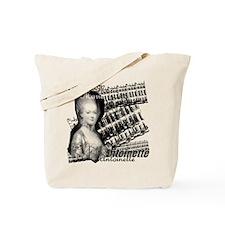 Marie Antoinette Collage Tote Bag