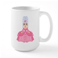 8-Bit Marie Antoinette Mug