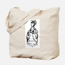 Marie Antoinette Graphic Tote Bag