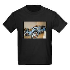 Blue/Brass Classic Car T