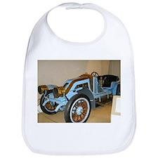 Blue/Brass Classic Car Bib