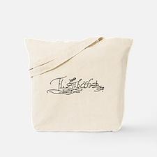 Queen Elizabeth I Signature Tote Bag