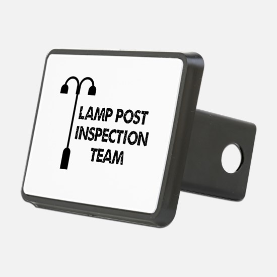 Lamp Post Inspection Team Hitch Cover