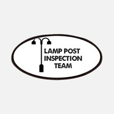 Lamp Post Inspection Team Patches