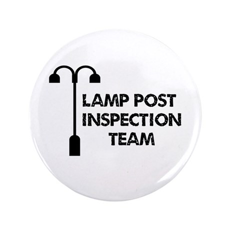 "Lamp Post Inspection Team 3.5"" Button"