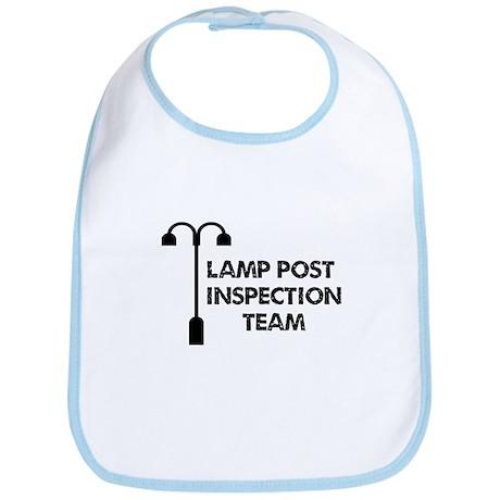 Lamp Post Inspection Team Bib