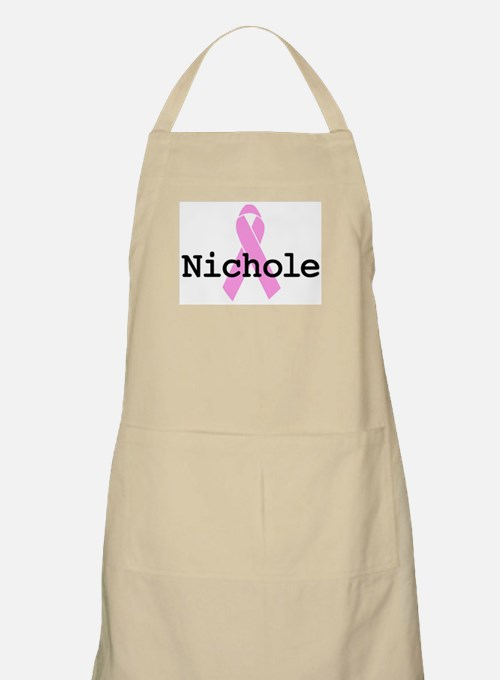 BC Awareness: Nichole BBQ Apron
