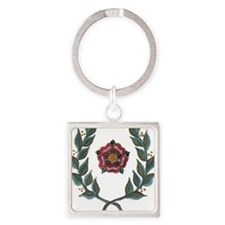 Cute Pennsic Square Keychain