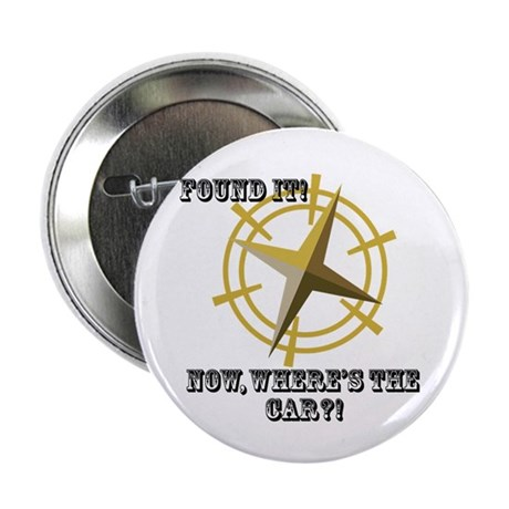"""Wheres The Car?! 2.25"""" Button (100 pack)"""