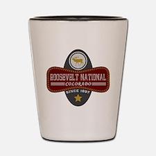 Roosevelt Natural Marquis Shot Glass