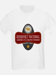 Roosevelt Natural Marquis T-Shirt