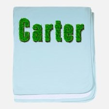 Carter Grass baby blanket