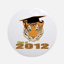 10tigers.png Ornament (Round)