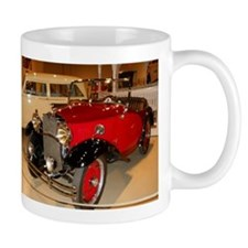 Classic Tiny Red Hot Car Mug