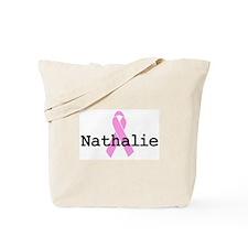 BC Awareness: Nathalie Tote Bag