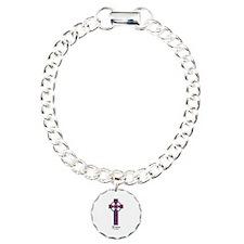 Cross - Fraser of Lovat Charm Bracelet, One Charm