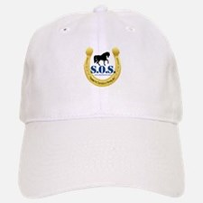 SOS Logo Baseball Baseball Cap