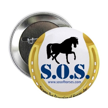 """SOS Logo 2.25"""" Button (100 pack)"""