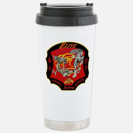 Kenpo Karate Stainless Steel Travel Mug