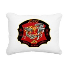 Kenpo Karate Rectangular Canvas Pillow