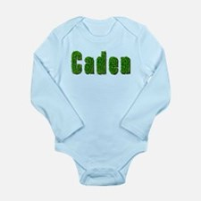 Caden Grass Long Sleeve Infant Bodysuit