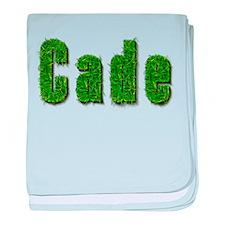 Cade Grass baby blanket
