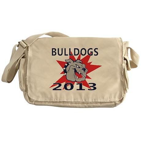 Bulldogs 2013 Messenger Bag