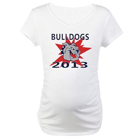 Bulldogs 2013 Maternity T-Shirt