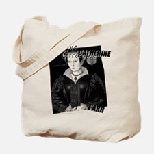 Catherine Parr Graphic Tote Bag