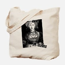Anne Of Cleves Graphic Tote Bag