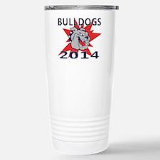 Bulldogs 2014 Stainless Steel Travel Mug