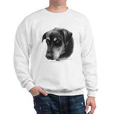 Rottweiler Lab Mix Sweatshirt