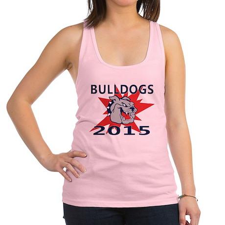 Bulldogs 2014 Racerback Tank Top