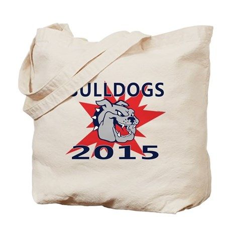 Bulldogs 2014 Tote Bag