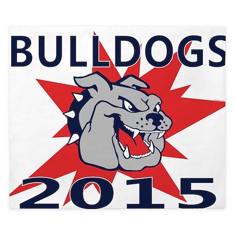 Bulldogs 2014 King Duvet