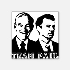 TEAM PAUL Sticker