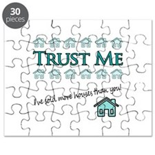 Trust Me: Ive sold more houses than you! Puzzle