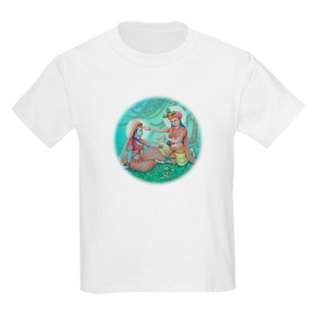 Kids T-Shirt Krishna & Radha
