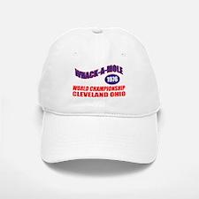 Whack-a-Mole Baseball Baseball Cap