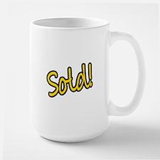 Sold! Mug