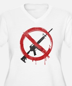 Unique Ban guns T-Shirt