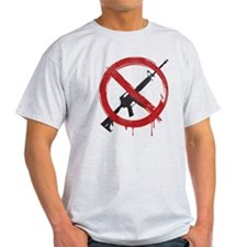 Unique Ban assault weapons T-Shirt