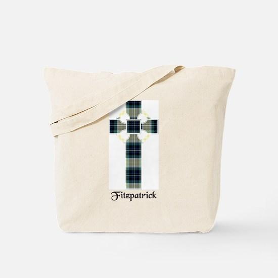 Cute Celtic nessie scotland plaid Tote Bag