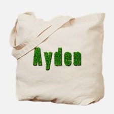 Ayden Grass Tote Bag